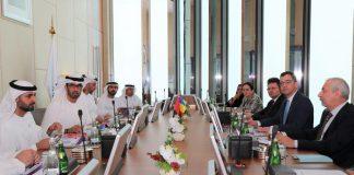 Ministru Ștefan-Radu Oprea, în vizită în Emiratelor Arabe Unite