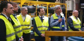radu oprea la compania Michelin România