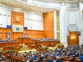 parlament iohannis nato