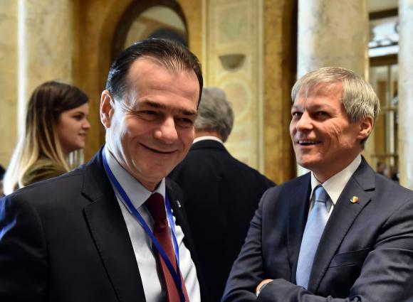Ludovic Orban: Nu voi vota o a doua nominalizare a lui Florin Cîțu