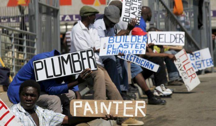 locuri de munca africa de sud
