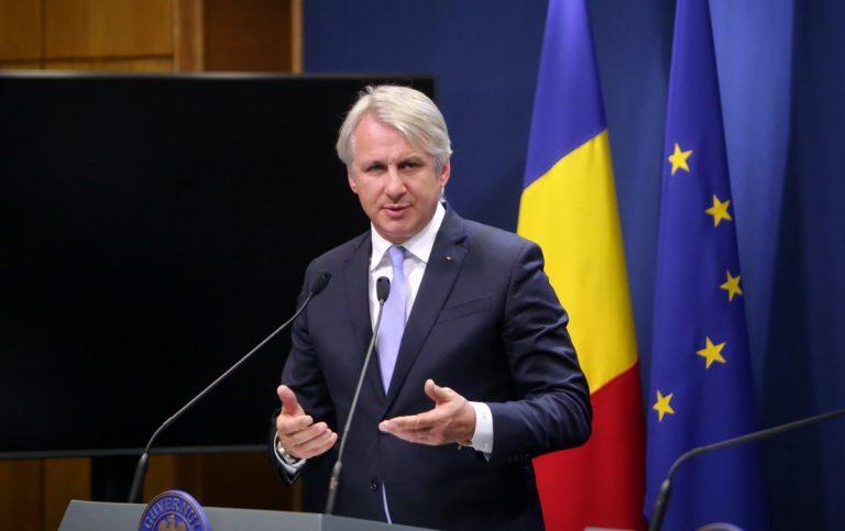 Teodorovici, prima reacție după alegerea sa ca vicepreședinte al Consiliului de Afaceri Româno-American: Parteneriatul cu SUA TREBUIE să conteze și pentru economie!