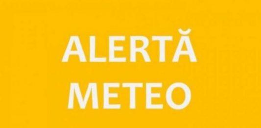 cod portocaliu meteo