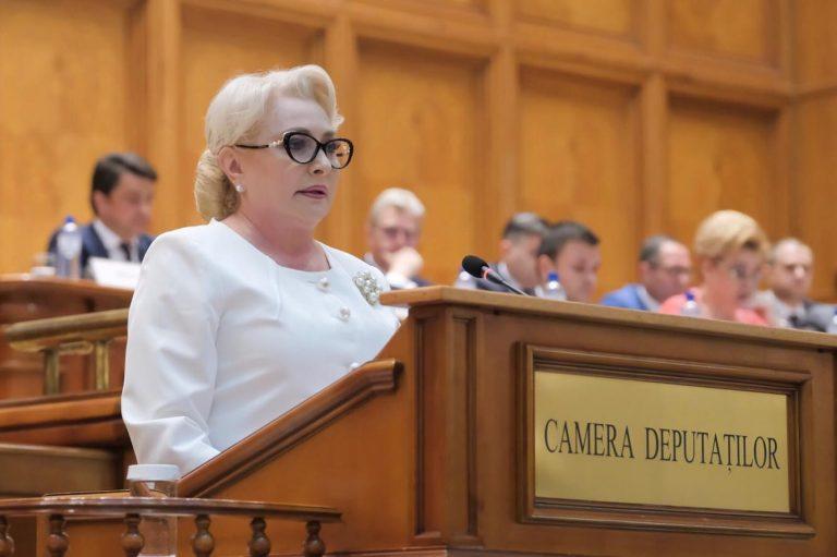 Viorica Dăncilă îl cheamă în Parlament pe ministrul Finanțelor: Să vină să spună ce plăți a făcut
