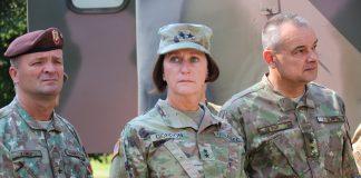 șeful Gărzii Naționale Alabama, generalul-maior Sheryl Gordon