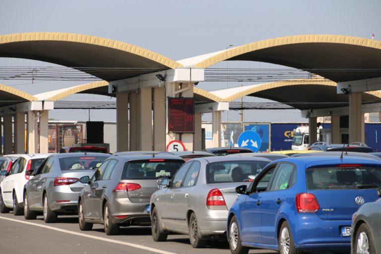 Atenţionare de călătorie MAE pentru Republica Bulgaria: Creşterea timpilor de aşteptare la achitarea taxei de pod