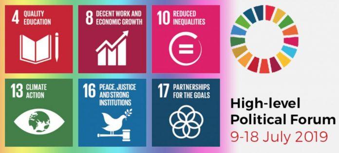 Forumul Politic la Nivel Înalt privind Dezvoltarea Durabilă