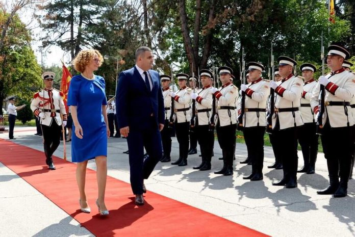 les vizita macedonia