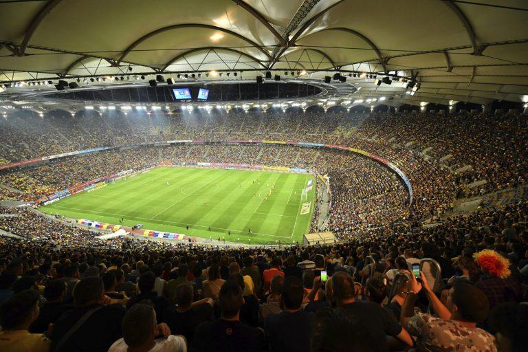 Biletele la meciul România-Suedia sunt disponibile online. Copiii sub 14 ani au acces gratuit
