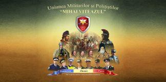 Uniunea militarilor si politistilor mihai viteazul