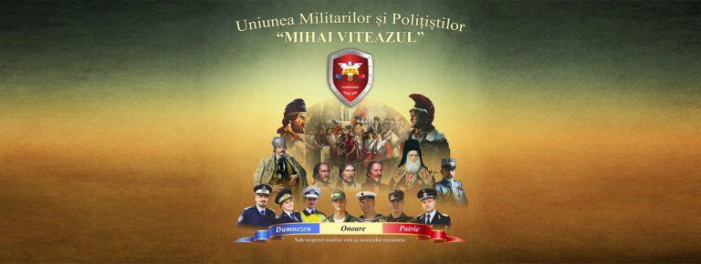 """Uniunea Militarilor şi Poliţiştilor """"Mihai Viteazul"""" sprijină alegerea Vioricăi Dăncilă ca preşedinte al României"""