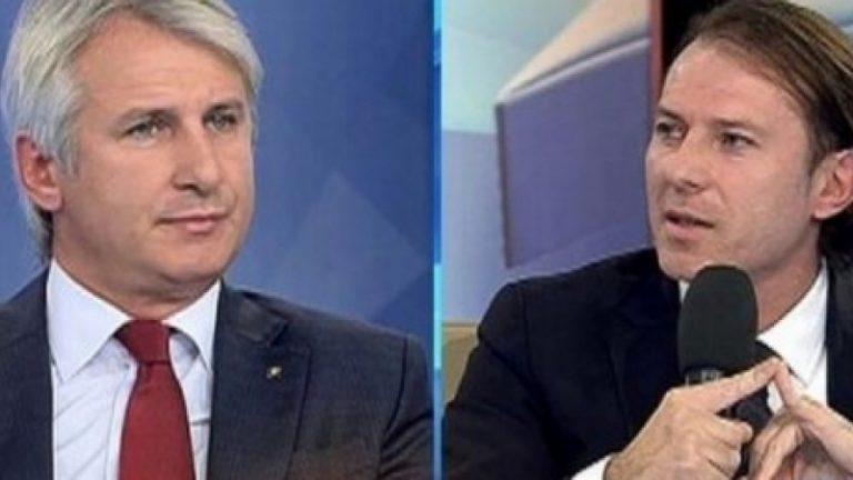 ULTIMA ORĂ / Teodorovici – PLÂNGERE PENALĂ împotriva lui Cîțu și CHEMARE ÎN JUDECATĂ