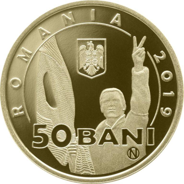 BNR a lansat, cu ocazia a 30 de ani de la Revoluție, monede din argint şi alamă, pentru colecționari