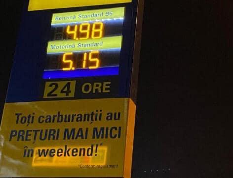 Claudiu Răcuci (PNL): Carburanții au ajuns la cele mai mici prețuri din ultimii 3 ani