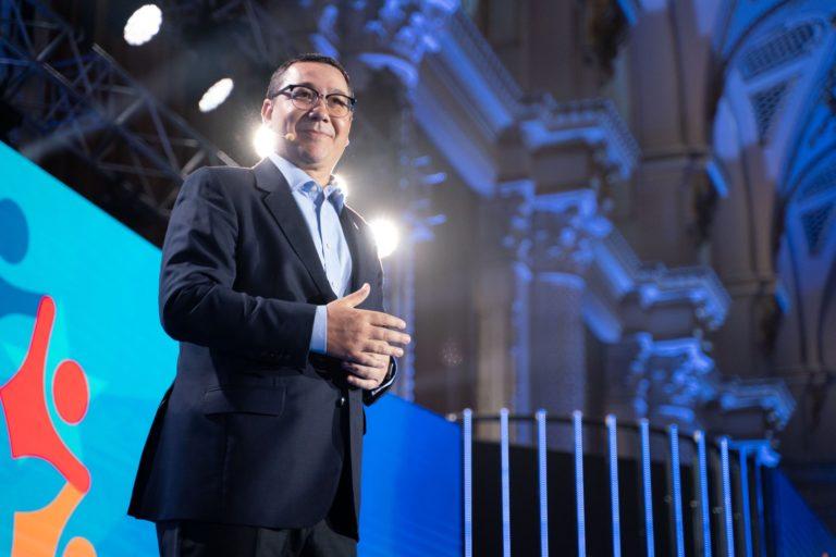 Ponta: După cum arată lucrurile, alegerile sunt mai importante decât sănătatea