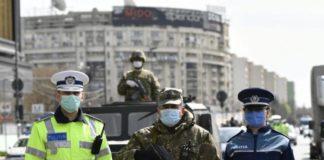armata pe străzi