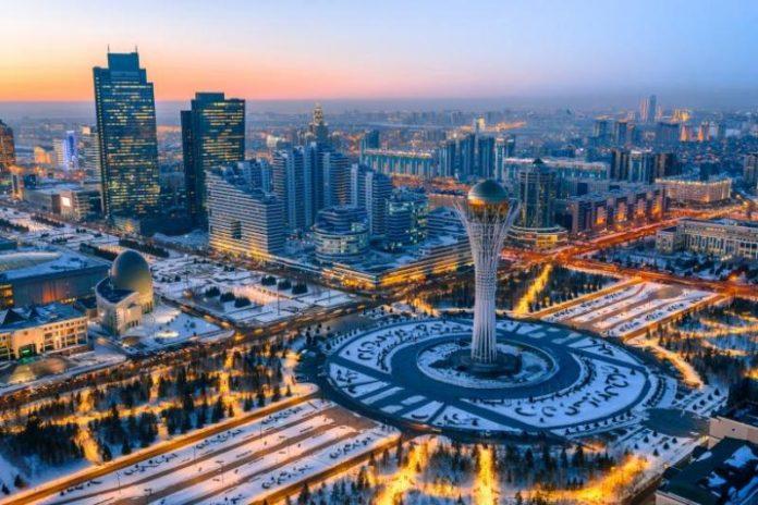 Kazahstanu