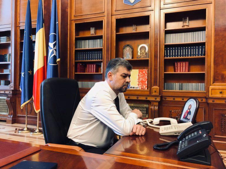 """Marcel Ciolacu îi propune lui Ciucă """"un armistiţiu politic ca să depăşim situaţia pandemiei"""""""