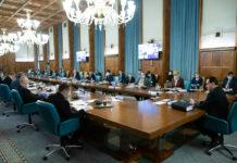 Guvern Orban sedinta aprilie