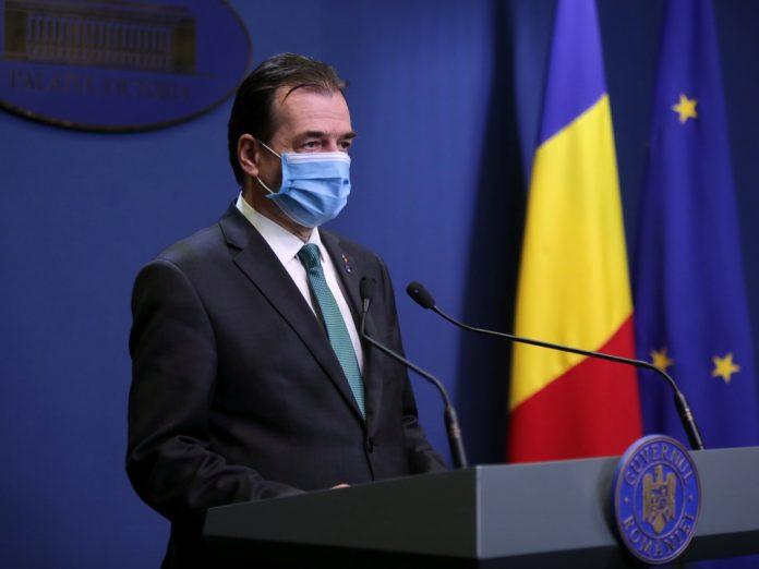 Orban mască