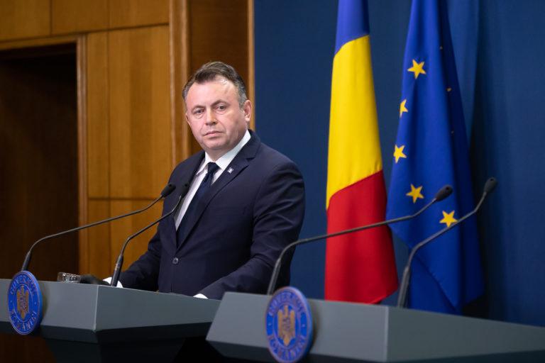 Ministrul Sănătății: Starea de urgență este apanajul președintelui
