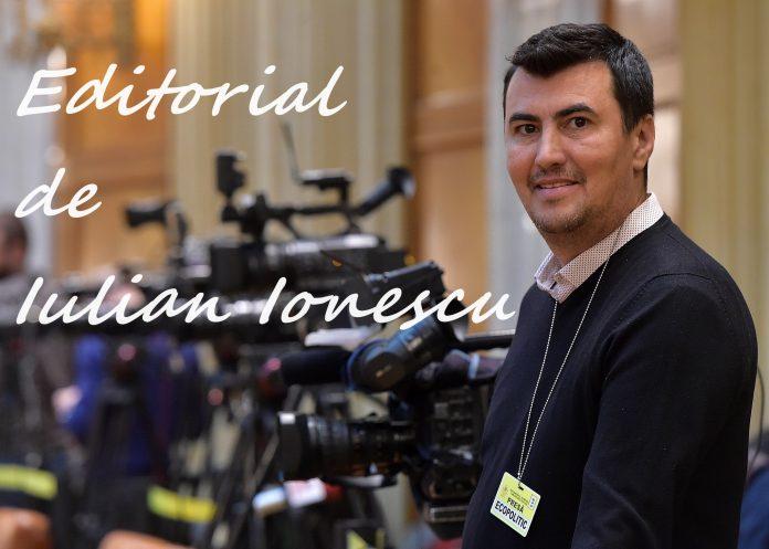 Iulian Ionescu editorial