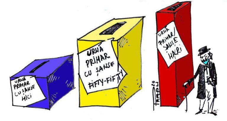 EU CU CINE VOTEZ