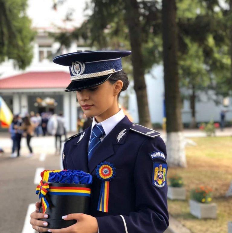 Foști sportivi și vedete, într-un videoclip EMOȚIONANT dedicat tinerei polițiste din București diagnosticată cu o boală rară