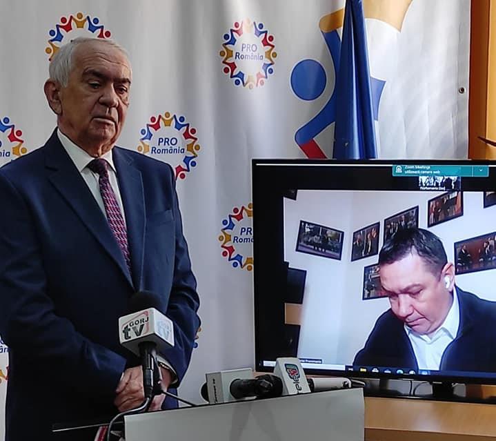 ULTIMA ORĂ / Fostul lider PSD Gorj, senatorul Florin Cârciumaru, a trecut la ProRomânia