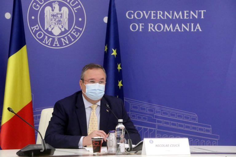 Premierul desemnat, Nicolae Ciucă, anunță că întâlnirea cu PSD nu va mai avea  loc