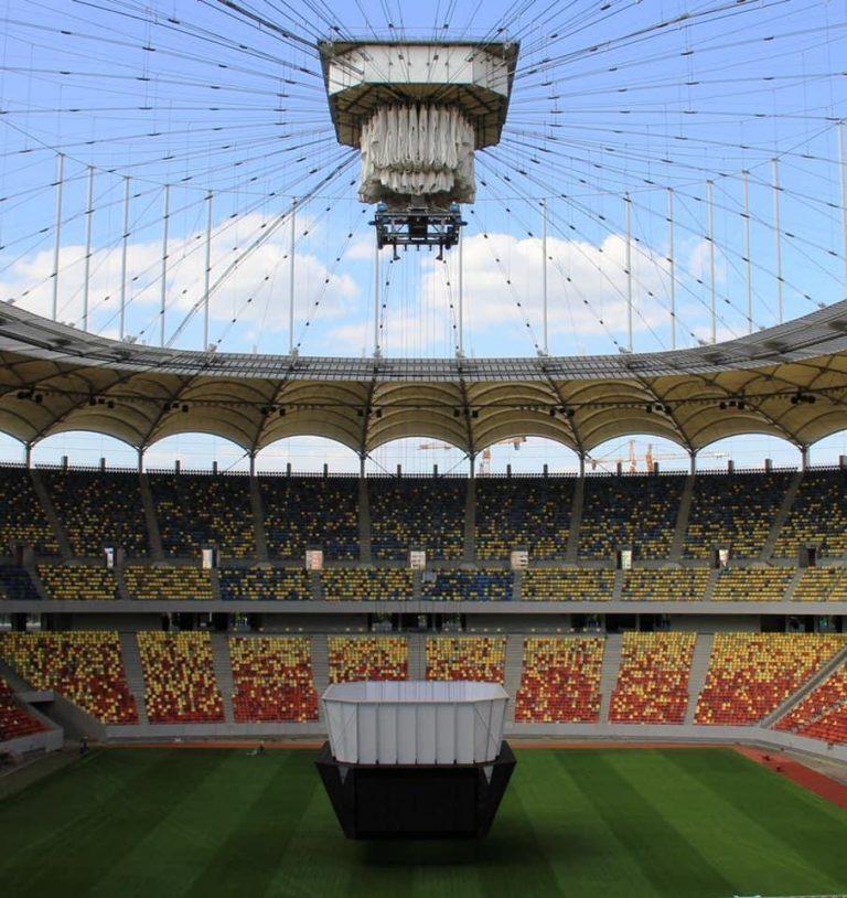 Meciul dintre Atletico Madrid și Chelsea se joacă pe Arena Naţională
