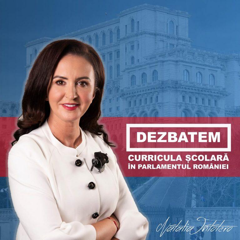 Natalia Intotero i-a prezentat lui Klaus Iohannis 24 de măsuri ale PSD în Educație