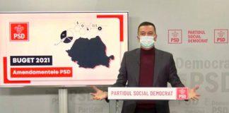 Grindeanu PSD