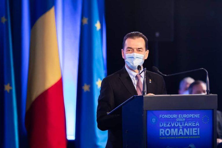 ULTIMA ORĂ / PNL Dolj îl susţine pe Orban pentru un nou mandat de preşedinte al partidului