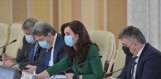 Sursa: Facebook/Parlamentul României-Camera Deputatilor
