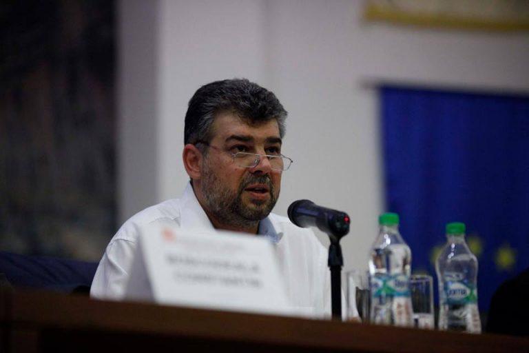 Ciolacu, înainte de consultări: Îmi menţin părerea că România nu intră într-o zonă de stabilitate cu un guvern minoritar