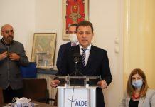 Daniel Olteanu presedinte ALDE