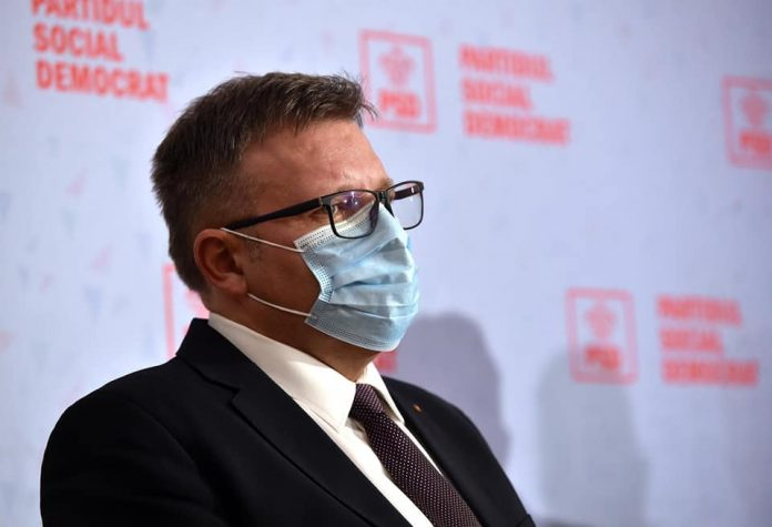 Marius Budăi PSD