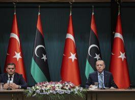 Turcia Libia
