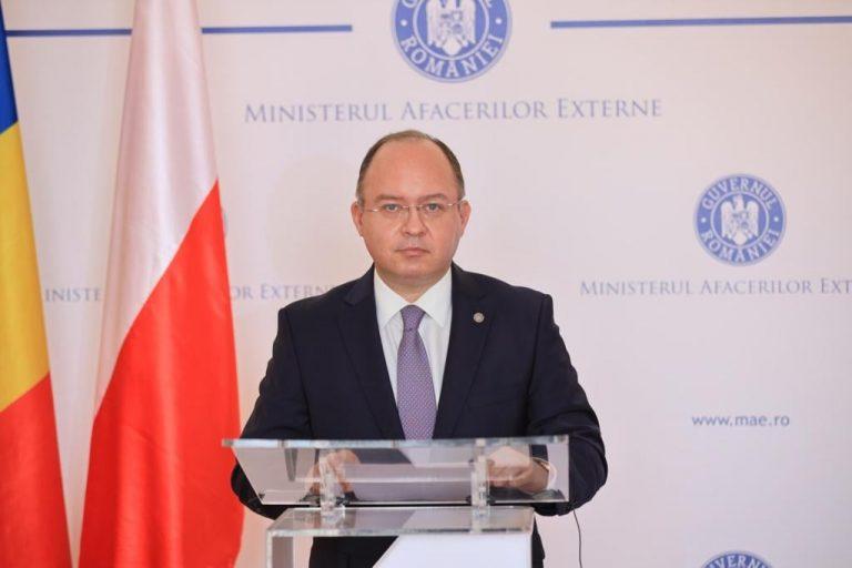 MAE român, în fața ambasadorilor statelor UE: E importantă coordonarea pentru gestionarea pandemiei
