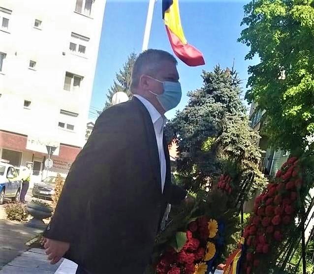 Radu Cristescu(PSD), mesaj de Ziua Independenței de Stat a României: Ziua de 9 mai are o semnificație deosebită pentru poporul român