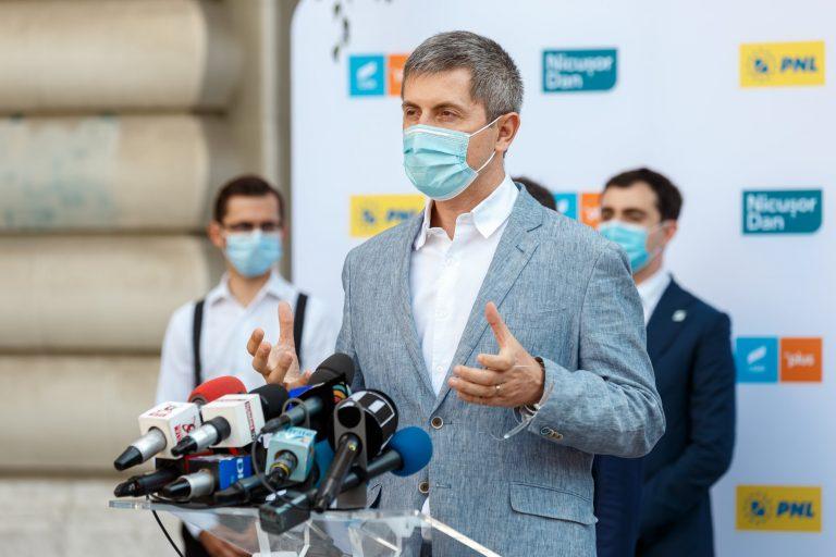 Barna: Cioloș să ducă mai departe povestea spectaculoasă din politica românească pe care am construit-o