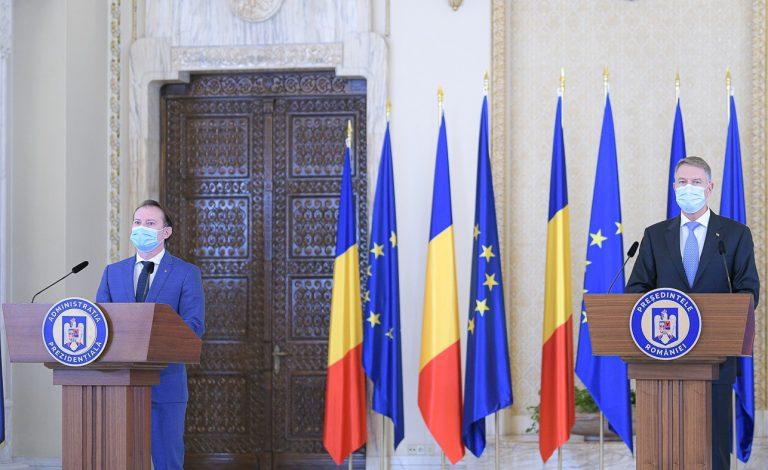 """EȘEC pentru Iohannis și Guvernul Cîțu: Comisia Europeană menține MCV și va monitoriza """"îndeaproape"""" România"""