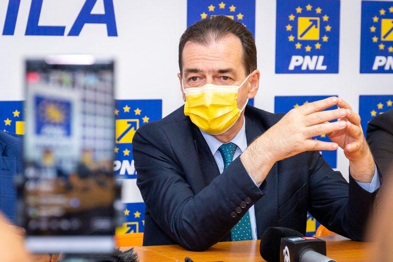 Preşedintele PNL, Ludovic Orban: Ruperea coeziunii coaliţiei pune un serios semn de întrebare