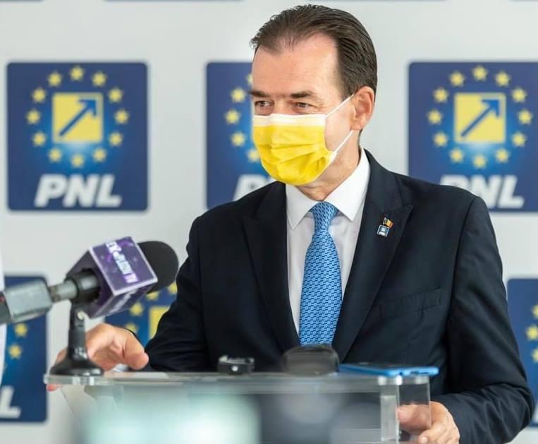 Ludovic Orban: Deja este o competiţie în PNL în privinţa funcţiei de preşedinte al Camerei Deputaţilor