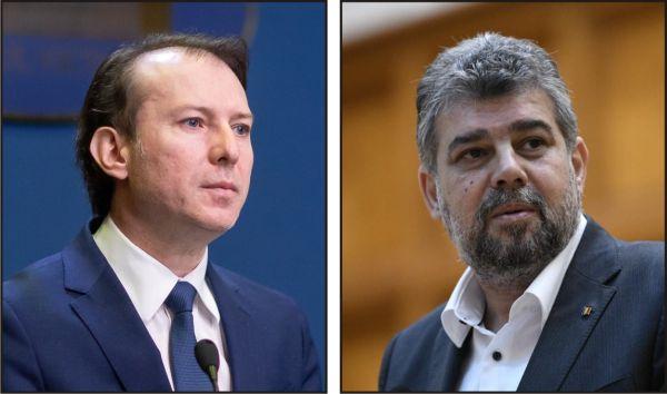 ULTIMA ORĂ / Ciolacu – plângere PENALĂ împotriva lui Cîțu: MOTRU a primit 0 lei(primar PSD).Cred că procurorii vor înțelege mai multe