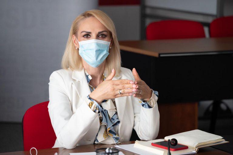 Gabriela Firea, avertisment pentru liberali: După Congres umează restricţii