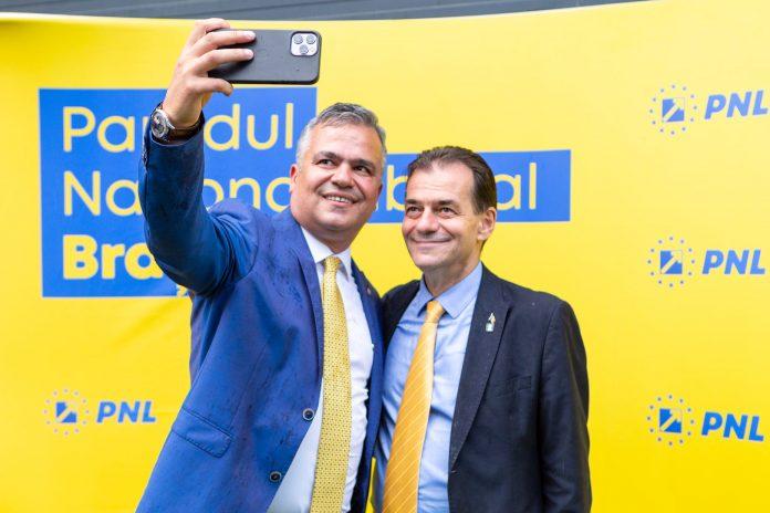 Adrian Veştea și Orban