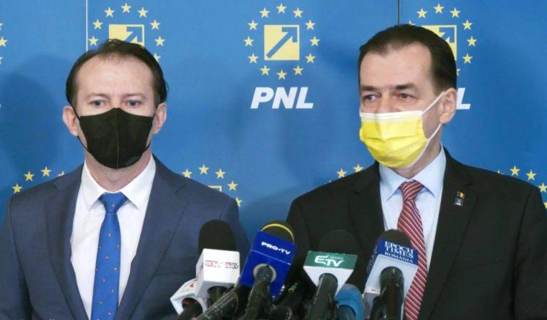 PNL Sector 5 a aprobat moţiunea cu care Orban candidează la şefia PNL; PNL Sector 1 a aprobat ambele moțiuni – a premierului Cîțu și pe cea a lui Orban