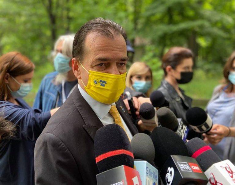 Ludovic Orban: România se găsește aproape lipsită de instituții